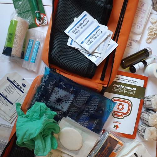 Ce trebuie să conțină o Trusă medicală de urgență?