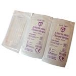 Sterile strips (benzi sterile) pentru închiderea rănilor mici