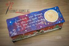 Fuioru'Fermecat - Cutii din lemn, pictate manual și personalizate pentru cei dragi