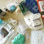 Trusa medicală de urgență conține produse esențiale pentru prim-ajutor