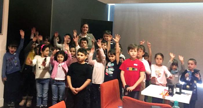 Curs dezvoltare personala copii București