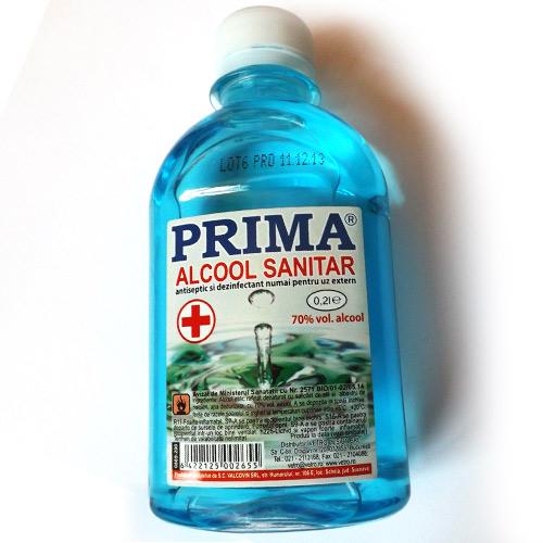 Alcool sanitar - spirt medicinal
